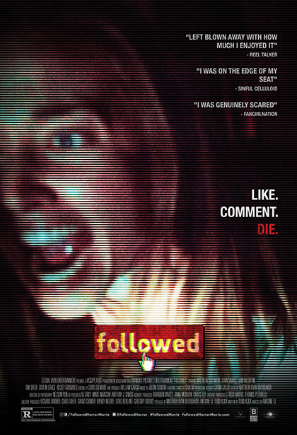Official Followed movie poster image